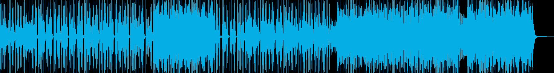 無機質&異次元・妖艶なヒップホップ A2の再生済みの波形