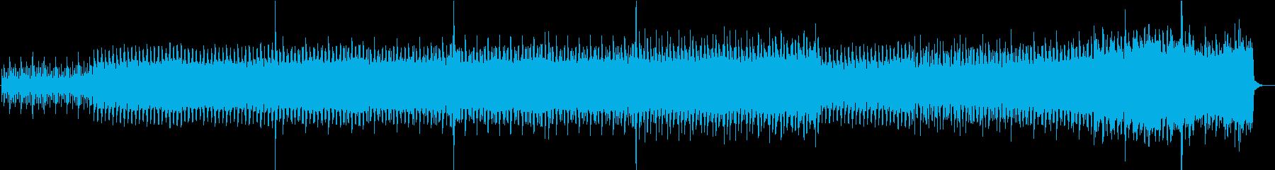 signalの再生済みの波形