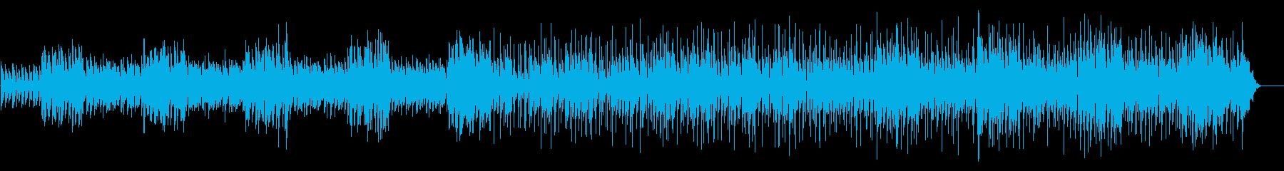 この抽象的でミニマルなアンダースコ...の再生済みの波形