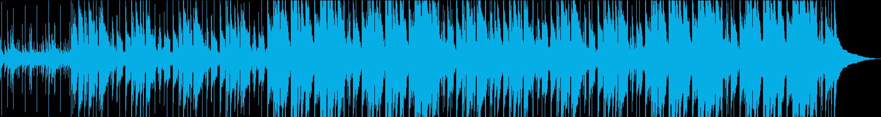 アコースティックギターのリードライ...の再生済みの波形