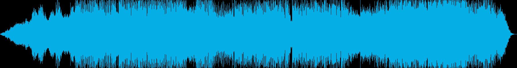 エレクトロニック サスペンス お洒...の再生済みの波形