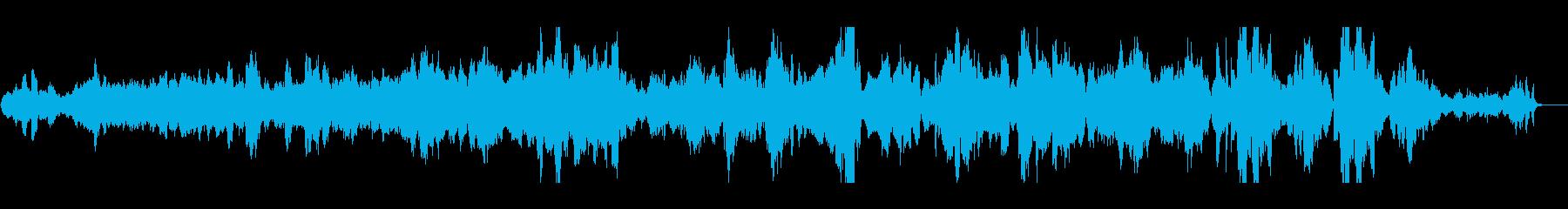 チャーンオルガン。ライブ録音。の再生済みの波形