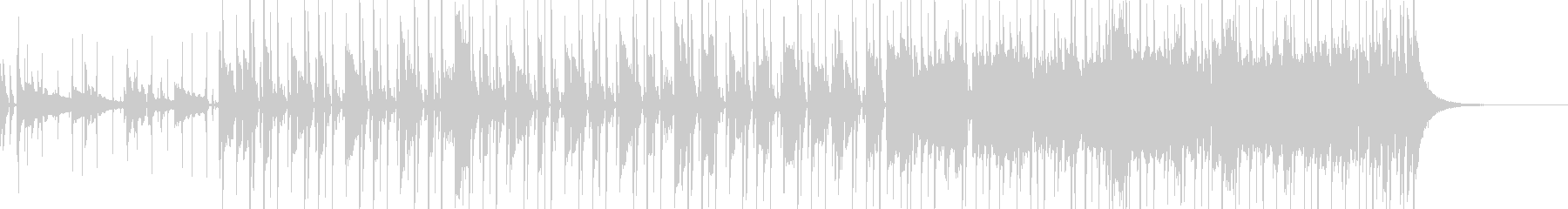 フュージョン ジャズ ファンク ブ...の未再生の波形