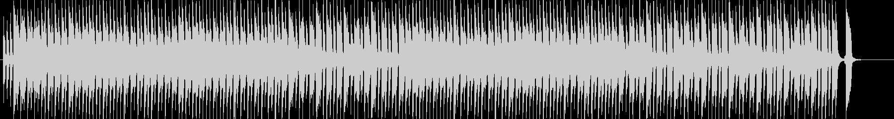 ドキドキ焦って可愛いBGM【ループ可】の未再生の波形