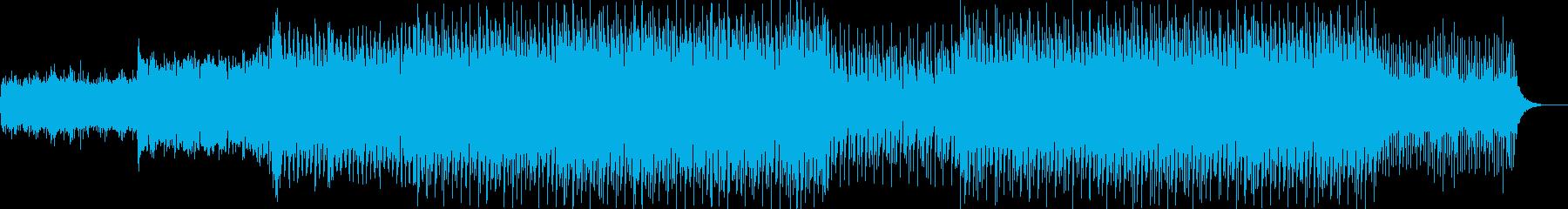 EDM、明るい躍動感、未来、希望-08の再生済みの波形