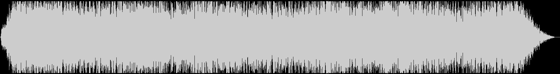 イメージ 地獄の声02の未再生の波形
