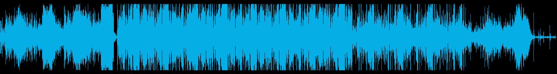 企業VP いやし・チル 220の再生済みの波形