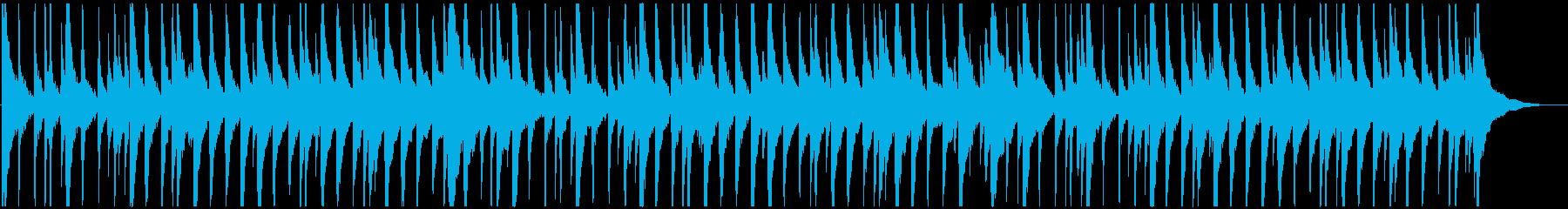夏の夕暮れに合うノスタルジックなウクレレの再生済みの波形
