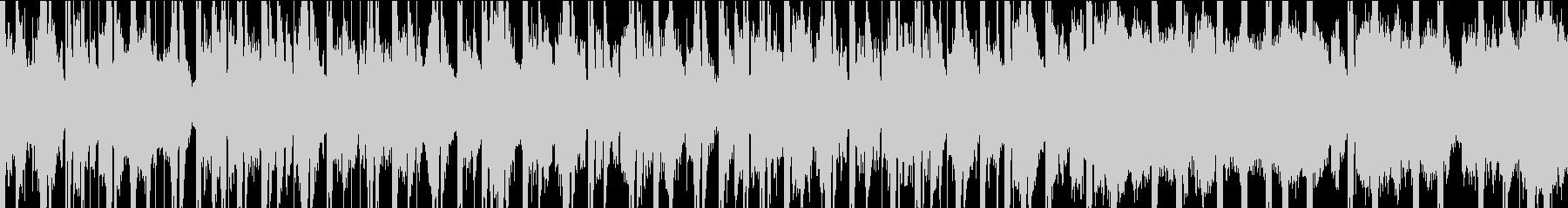グルーヴィーなベースラインと渦巻き...の未再生の波形