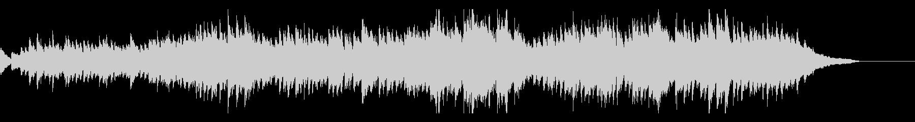 シューマン ピアノ曲 十分に幸せ・高音質の未再生の波形