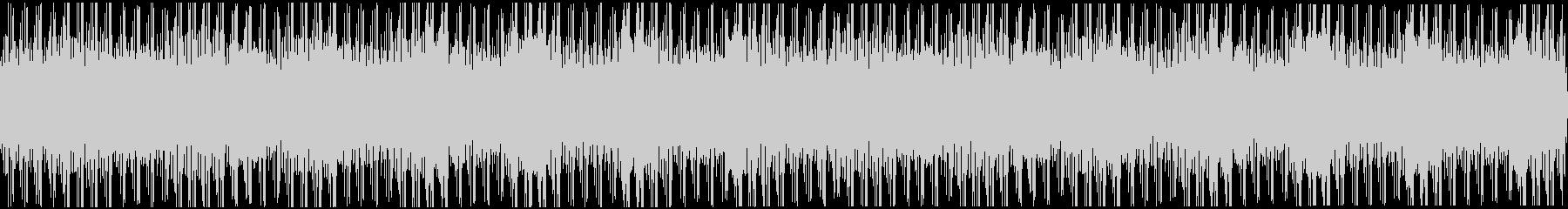 木琴の幻想的なBGM ラジオ・トーク等にの未再生の波形