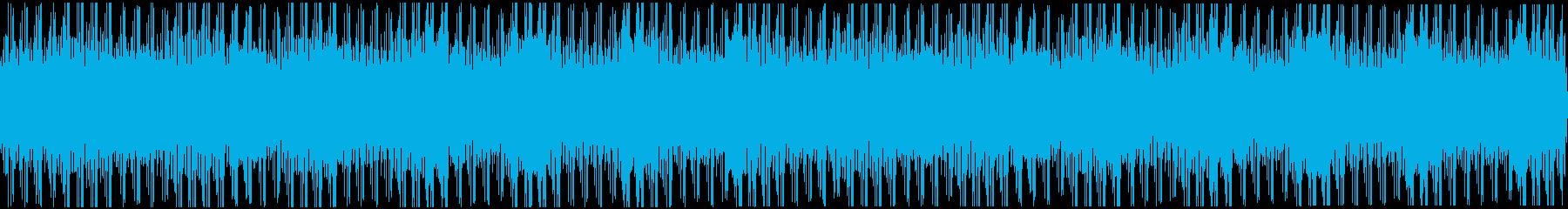 木琴の幻想的なBGM ラジオ・トーク等にの再生済みの波形