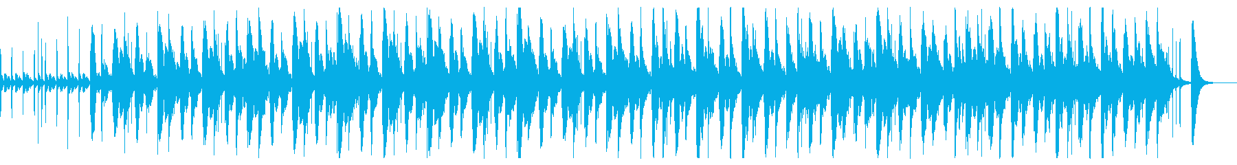 時計の音、キラキラ可愛い、ファンタジックの再生済みの波形
