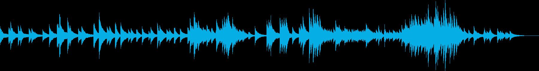 何気ない日常(ピアノ・BGM・爽やか)の再生済みの波形