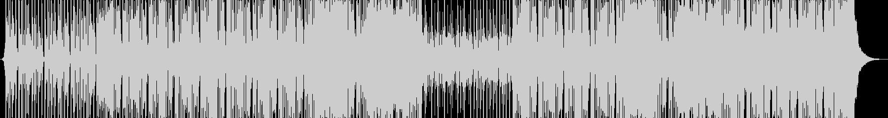 元気づける 明るいファンキー ポップの未再生の波形