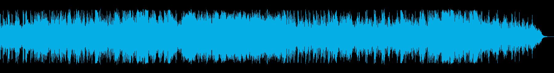 動画 感情的 説明的 クール 気分...の再生済みの波形