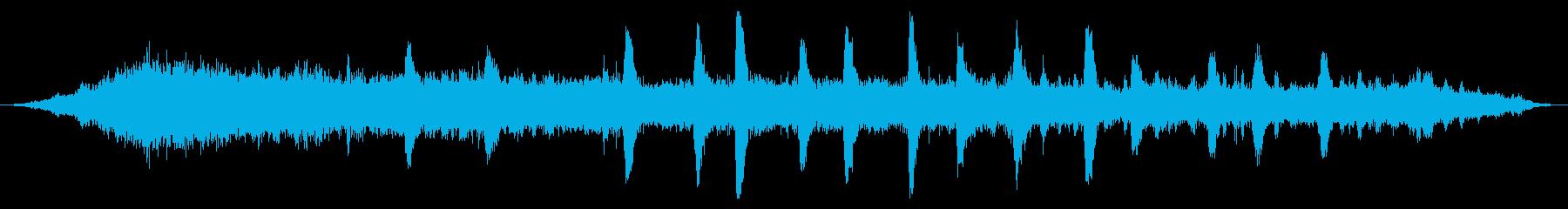 1907ボールドウィン蒸気機関車:...の再生済みの波形