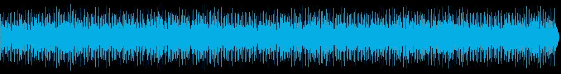 素晴らしく演奏されたマンドリン、ド...の再生済みの波形