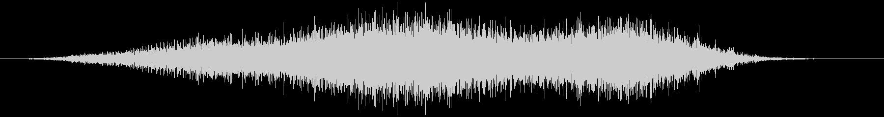 シャープティアリングフーズ2の未再生の波形