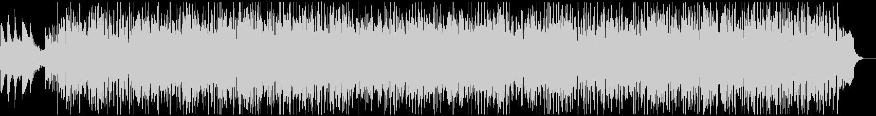 軽快で明るいピアノSaxお洒落なボサノバの未再生の波形