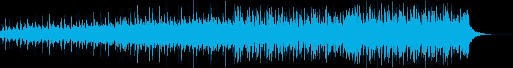 【夏】爽やかで軽快なADM・EDMの再生済みの波形