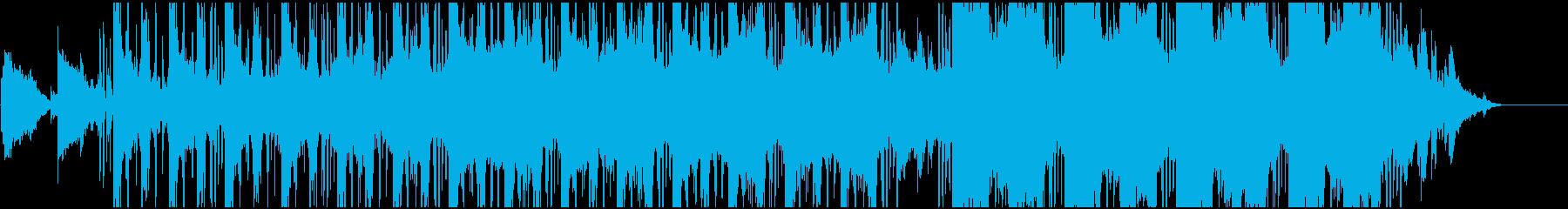 電気楽器。スペーシーな催眠グルーヴ...の再生済みの波形