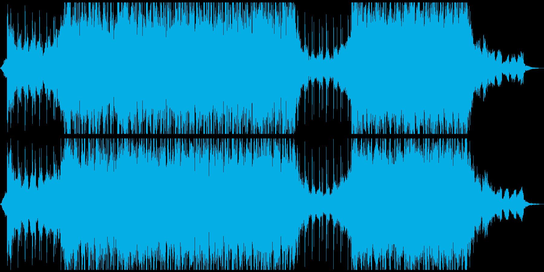 アンビエント ダブステップ 実験的...の再生済みの波形