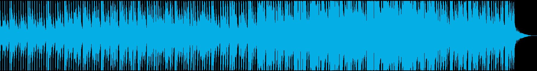 けもののなまえの再生済みの波形
