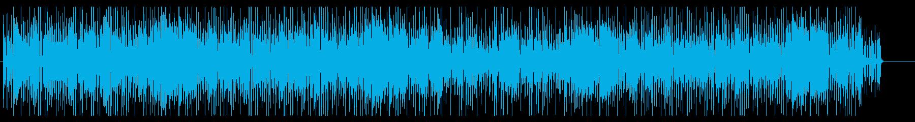 【ファンクロック】日常_コメディの再生済みの波形