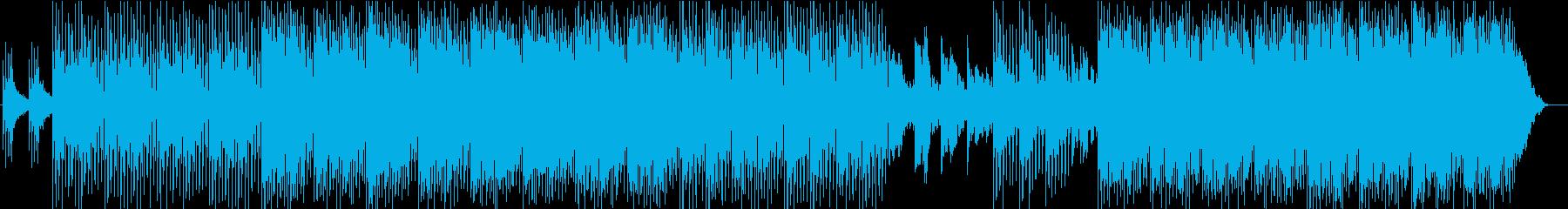 コーポレート ほのぼの 幸せ テク...の再生済みの波形