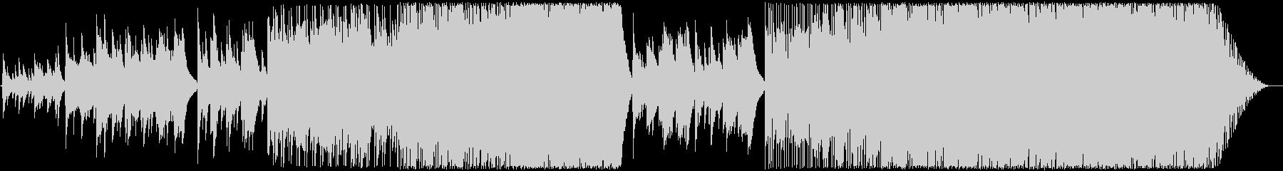 瞑想的なテーマのポップ/ロック楽器...の未再生の波形