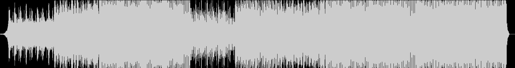 洋楽・トロピカルハウス・チルアウトEDMの未再生の波形