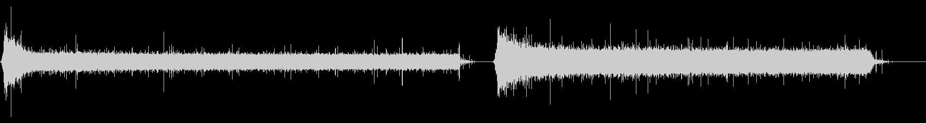タップフィルウォーターシンク磁器シ...の未再生の波形