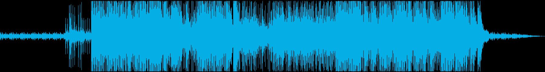 アンビエントニューエイジインスト。...の再生済みの波形