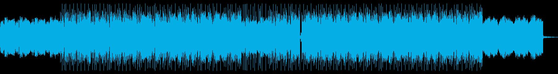 人気/ほのぼの/楽しい/和やかなビートの再生済みの波形