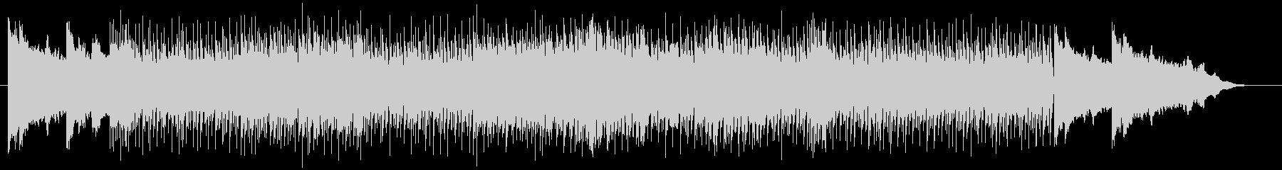 シンプルかつストレートなスラッシュメタルの未再生の波形
