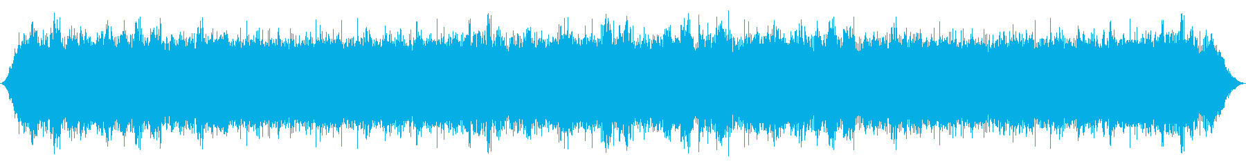 大きな滝:ベースで水しぶきと渦を巻...の再生済みの波形