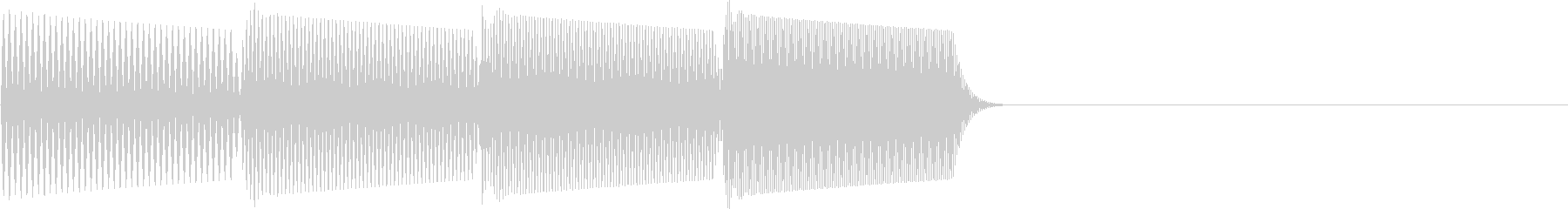 ピロリラ(決定、スタート、アイテム)の未再生の波形