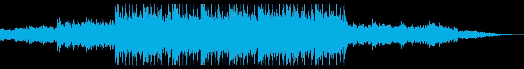 雄大で前向きさ感じるオーケストラサウンドの再生済みの波形