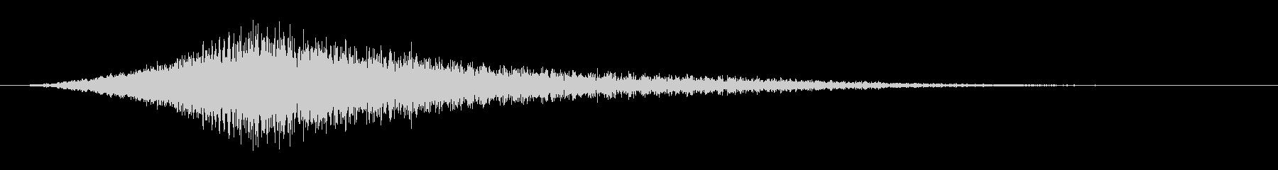 ディープパチパチスイープ2の未再生の波形