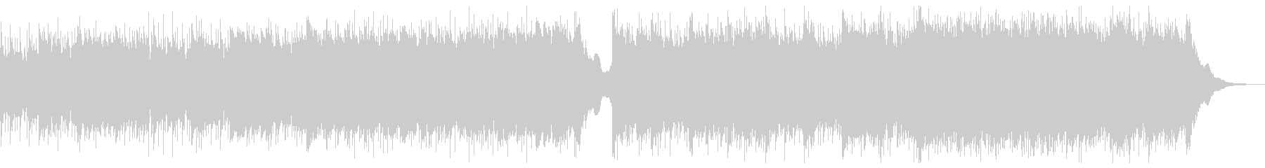 現代的 交響曲 クラシック アクテ...の未再生の波形