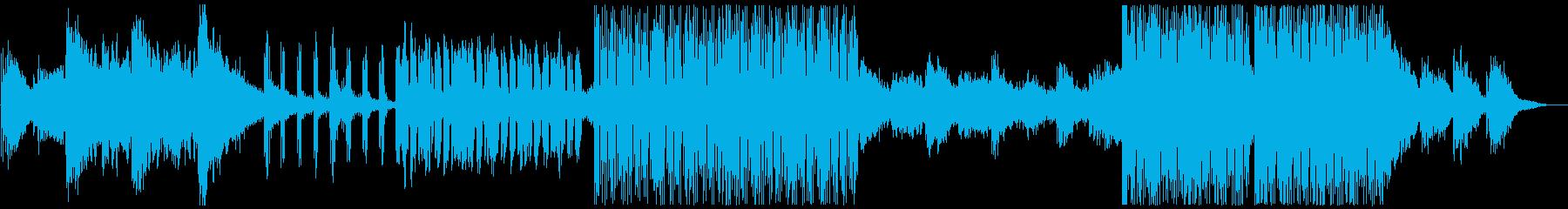モダン テクノ エピック ファンタ...の再生済みの波形