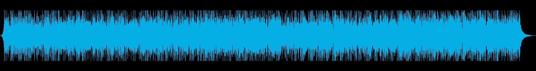 企業VP、シンセ、浮遊感【リズム抜き】の再生済みの波形