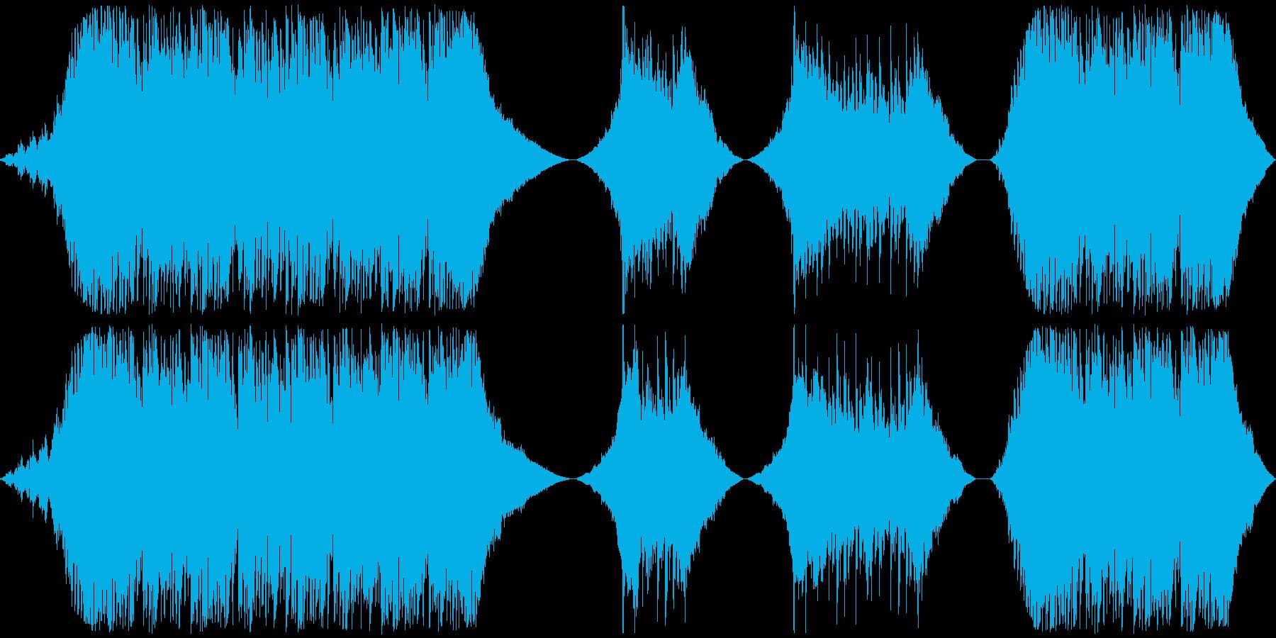 モダン テクノ 代替案 ポップ ド...の再生済みの波形