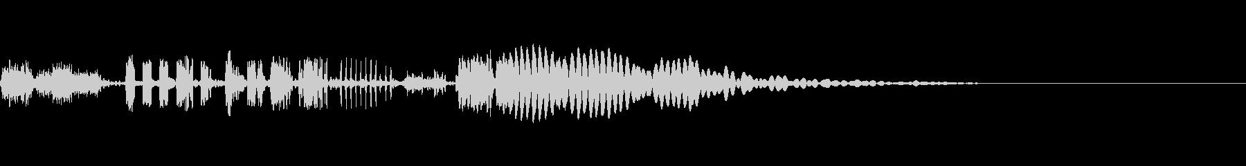 ZapAccents EC09_42_1の未再生の波形