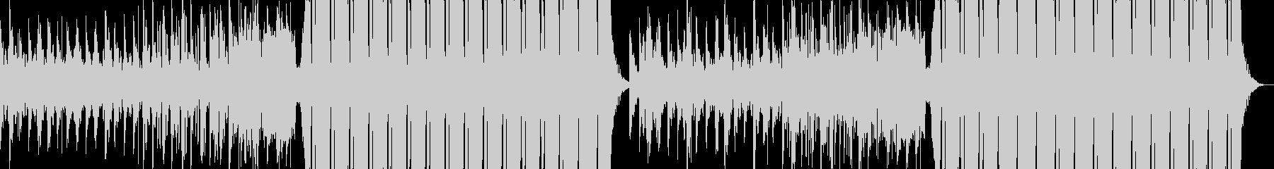 エモーショナルなFuture Bassの未再生の波形