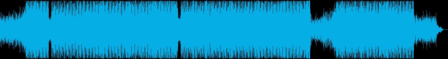 エネルギッシュ、ポップ/ダンス、イ...の再生済みの波形