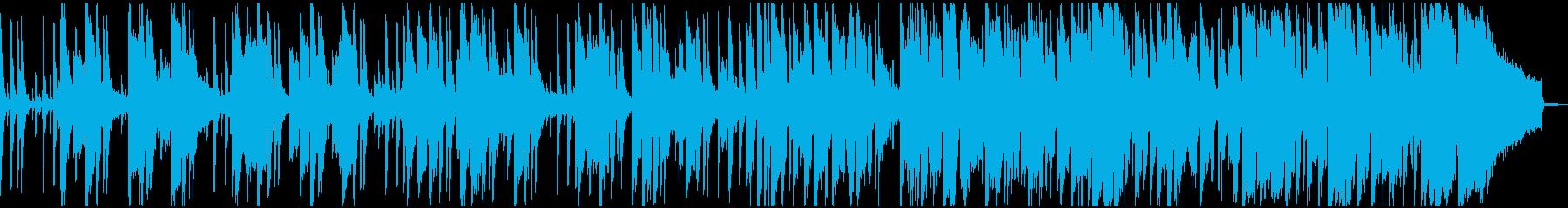 伝統的なジャズ ビバップ 滑らか ...の再生済みの波形