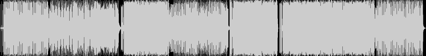 変拍子っぽいオルタナロックの未再生の波形