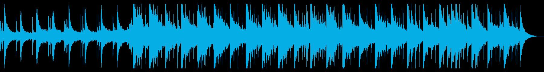 卒業をイメージしたピアノBGM_3の再生済みの波形